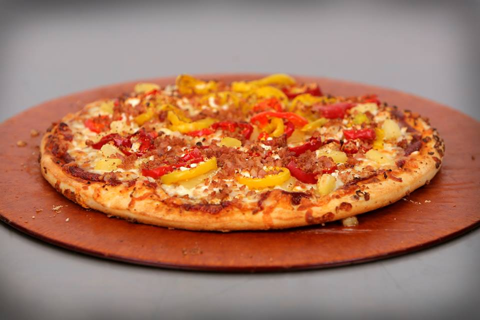Moo's Best Selling Pizza